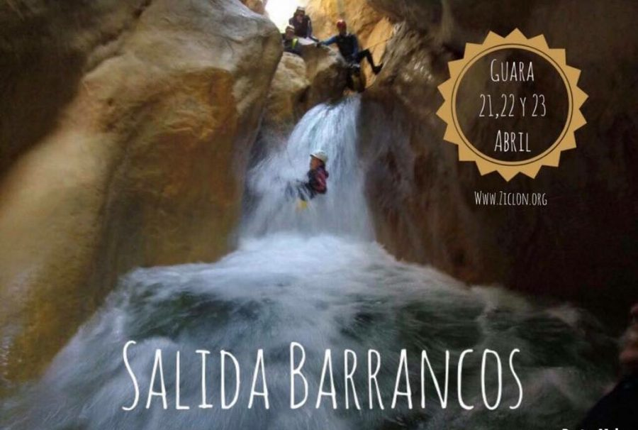 SALIDA DE BARRANQUISMO 2018