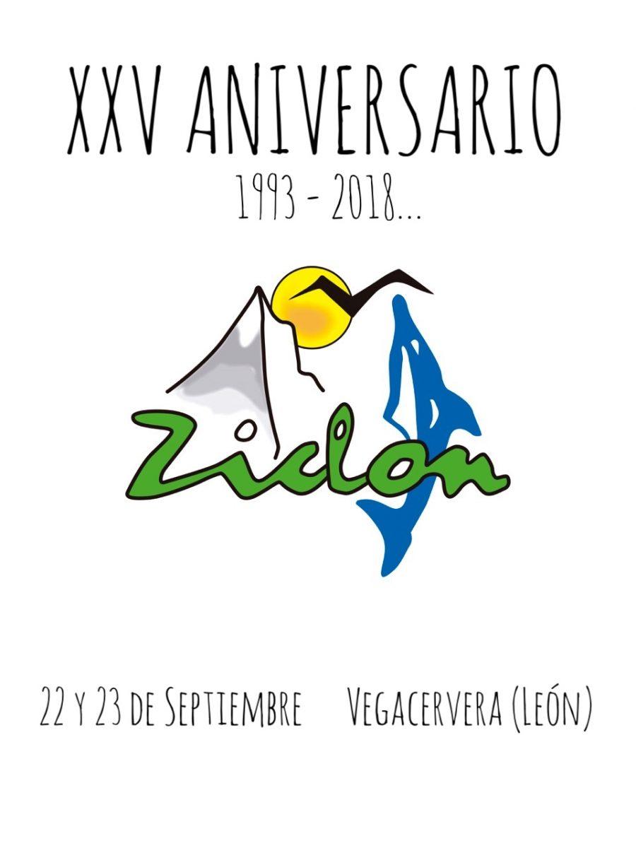 Salida del XXV Aniversario